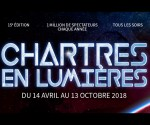 Chartres en lumières 2018